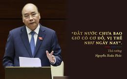 Phát ngôn ấn tượng tại Kỳ họp 9 Quốc hội khóa XIV