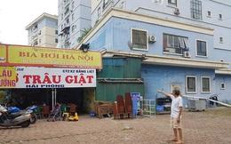Hà Nội: Cấm sử dụng tầng 1 nhà tái định cư cho thuê kinh doanh