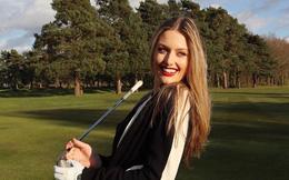Chiêm ngưỡng nhan sắc nữ golf thủ vạn người mê, cô nàng hứa hẹn sớm soán ngôi nữ hoàng môn thể thao quý tộc