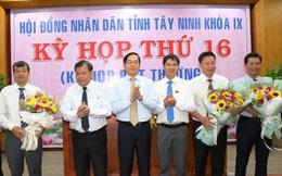 Tây Ninh bầu bổ sung Phó Chủ tịch HĐND, Phó Chủ tịch UBND tỉnh