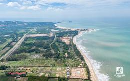 Xuất hiện siêu dự án quy mô 868ha tại Bình Thuận