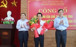 Quảng Trị có tân Giám đốc Sở Giao thông vận tải