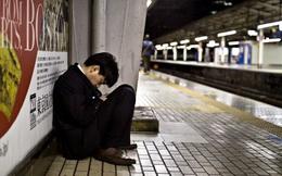 """Bộ ảnh đáng sợ về cuộc sống của dân công sở Nhật: Say xỉn là """"nghĩa vụ"""", làm việc như máy và thờ ơ với tình dục"""