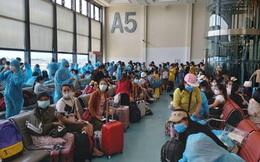 Đưa 343 công dân Việt Nam tại Đài Loan về nước