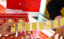 Sau khi vượt mốc 58 triệu đồng/lượng, giá vàng bất ngờ quay đầu giảm mạnh