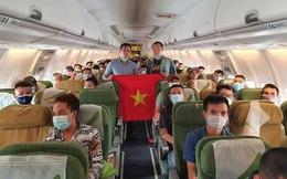 Hơn 130 người Việt từ Malaysia, châu Phi về nước