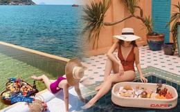 Bí quyết để có những tấm hình bên bể bơi như travel blogger: Du lịch thời nay, ngoài ăn chơi nghỉ dưỡng, đi về nhất định phải có ảnh đẹp!
