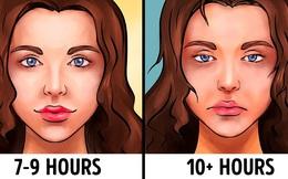 Nếu đang ngủ nhiều hơn 10 tiếng/ngày thì nên cẩn thận vì có thể bạn đang gặp phải những vấn đề sức khỏe sau
