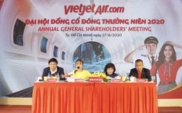 Đại hội đồng cổ đông Vietjet: Cổ đông nhận cổ tức 50% bằng cổ phiếu