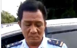 Tạm đình chỉ công tác Phó Chi cục trưởng Hải quan Hoàng Diệu gây tai nạn rồi bỏ chạy