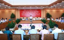 Chủ tịch UBND TP Hà Nội Nguyễn Đức Chung: Tuyệt đối không được cắt điện, nước ngày nắng nóng