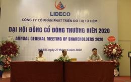 ĐHCĐ Lideco: Dự án liền kề tại Quảng Ninh dự kiến mạng lại doanh thu lớn trong năm 2020