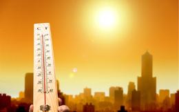 Đầu tuần, miền Bắc tiếp tục nắng nóng gay gắt đến trên 39 độ