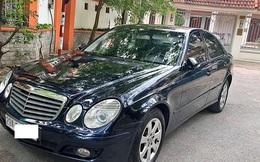 Cám cảnh xế sang Mercedes, Toyota Camry, BMW... một thời tiền tỷ, xe cũ giá chỉ tiền trăm