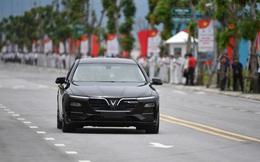 Giá xe VinFast quay về mức trước khuyến mại