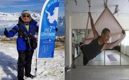 Ông cụ 60 tuổi tới Nam Cực, 75 tuổi vẫn tới lớp học yoga: Đừng bao giờ tự giới hạn bản thân bởi lý do tuổi tác, hãy cứ sống hết mình, trọn vẹn