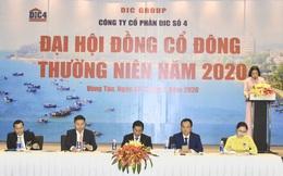 DIC4 đổi tên, chuyển sang mô hình Holdings và đặt kế hoạch doanh thu tăng gần 60% trong năm 2020