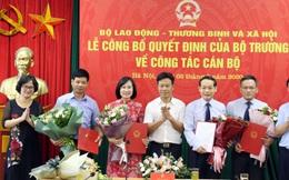 Bộ LĐTB&XH bổ nhiệm nhiều lãnh đạo Tổng cục Giáo dục nghề nghiệp