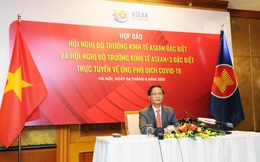 ASEAN, Trung Quốc, Nhật Bản, Hàn Quốc thừa nhận cần thiết tái cấu trúc chuỗi cung ứng hậu Covid-19