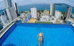 """4 khách sạn từ 4 sao có hồ bơi vô cực: Điểm đến lý tưởng cho kỳ nghỉ """"sang xịn"""", phù hợp với các gia đình vi vu Nha Trang"""