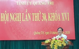 Quảng Trị có tân Phó Bí thư Tỉnh ủy