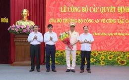 Đại tá Trần Phú Hà làm Giám đốc Công an tỉnh Thanh Hóa
