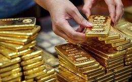 Giá vàng quay đầu giảm, tuột mốc 1.800 USD/ounce