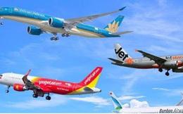 """Ngành hàng không đang cần """"cứu trợ"""" để """"vượt sóng"""" đại dịch"""
