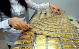 Phiên giao dịch đầu tuần, giá vàng tăng trở lại
