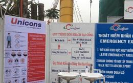 Coteccons trúng thầu 5 dự án với tổng giá trị gần 3.200 tỷ đồng