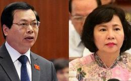 Trước ông Vũ Huy Hoàng, Trần Vĩnh Tuyến, những cán bộ cấp cao nào đã bị khởi tố, tuyên án trong 7 tháng qua?