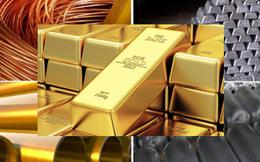 Thị trường ngày 14/7: Giá vàng vượt 1.800 USD/ounce, đồng lập đỉnh 2 năm, quặng sắt cao nhất 1 năm
