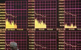 Nhóm cổ phiếu nóng nhất giảm mạnh, TTCK Trung Quốc nhấp nháy báo động đỏ