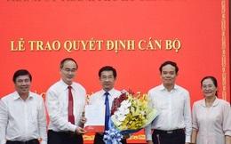 Ông Dương Ngọc Hải giữ chức Chủ nhiệm Ủy ban Kiểm tra Thành ủy TPHCM