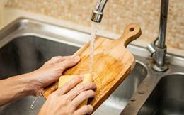 Đừng để chiếc thớt của gia đình trở thành nguyên nhân gây ung thư: Cách làm sạch và bảo quản đúng rất quan trọng!