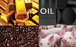 Thị trường ngày 17/7: Giá dầu giảm, vàng tuột mốc 1.800 USD, giá thịt lợn lên cao nhất 10 năm