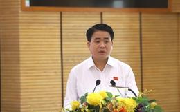 Chủ tịch Hà Nội: Hết hôm nay vận chuyển rác ùn ứ ra khỏi nội thành
