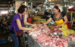 Cần Thơ mở hàng chục điểm bán thịt heo bình ổn thấp hơn giá thị trường