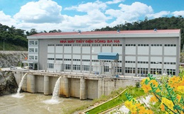 Thủy điện Sông Ba Hạ (SBH): Quý 2 lãi 11 tỷ đồng giảm 56% so với cùng kỳ
