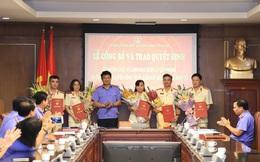 Viện kiểm soát nhân dân tối cao bổ nhiệm nhiều lãnh đạo cấp Vụ
