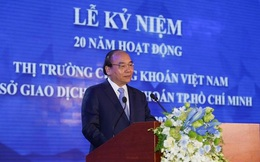 Thủ tướng yêu cầu ngành chứng khoán cần có khát vọng vươn lên mạnh mẽ, mang tầm vóc khu vực, toàn cầu