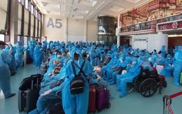 Tiếp tục đón hơn 300 công dân Việt Nam ở Đài Loan về nước