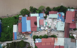 Cơ sở tái chế rác thải hoạt động 'chui' nhiều năm ở Hải Phòng