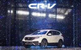 Xuất xưởng Honda CR-V lắp ráp: Giảm phí trước bạ 50%, bổ sung nhiều công nghệ an toàn lấn át đối thủ