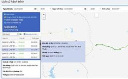 Vụ tai nạn thảm khốc tại Bình Thuận: Xe khách giảm tốc độ từ 80km/h xuống 69km/h trong 1 phút trước tai nạn