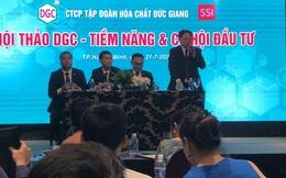 Chủ tịch Hóa chất Đức Giang (DGC): Sai lầm của chúng tôi là ngay từ đầu không niêm yết HoSE, hiện đang có 2 đối tác ngoại muốn mua 20-25% vốn cổ phần