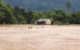 ẢNH: Các lực lượng chức năng Hà Giang tập trung khắc phục hậu quả mưa lũ