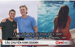 Chiêu marketing 'bá đạo' của hai chàng sinh viên khởi nghiệp: 0 đồng quảng cáo, 1 ảnh trên Instagram, thu về 600.000 USD chỉ sau 24 giờ