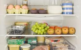 Tủ lạnh là nơi sinh sống của 2 họ vi khuẩn, để không bị ngộ độc thì đừng để thức ăn trong đó lâu hơn khoảng thời gian cho phép như sau