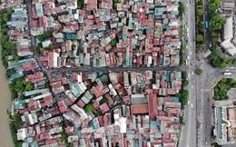 Cận cảnh nơi dự kiến xây dựng cầu Trần Hưng Đạo nối quận Long Biên - Hoàn Kiếm